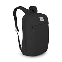 Arcane Large Day Backpack in Black