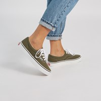 Women's Era Sneakers in Forest green
