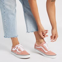 Women's Old Skool Sneakers in Pink