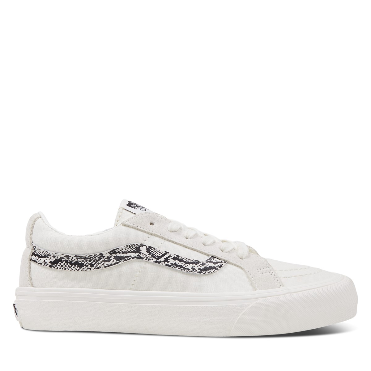 Women's Sk8 Low Pro Skate Sneakers in Off-White