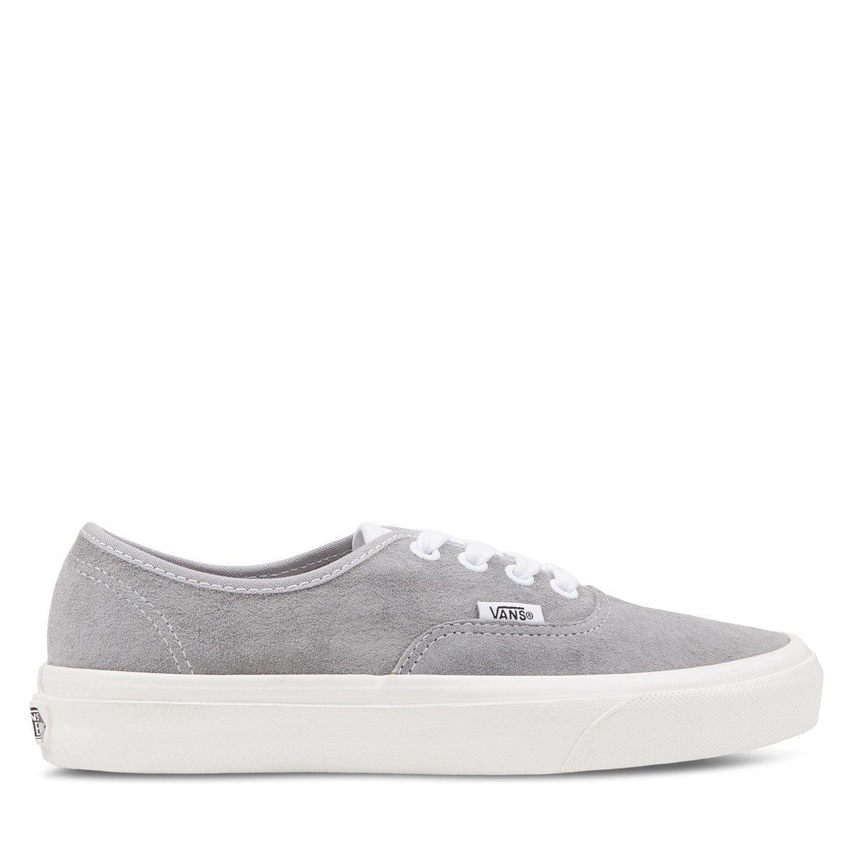 Women's Authentic Sneakers in Grey