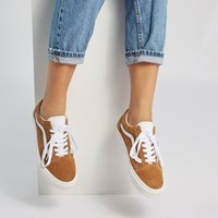 Women's Old Skool Sneakers in Brown