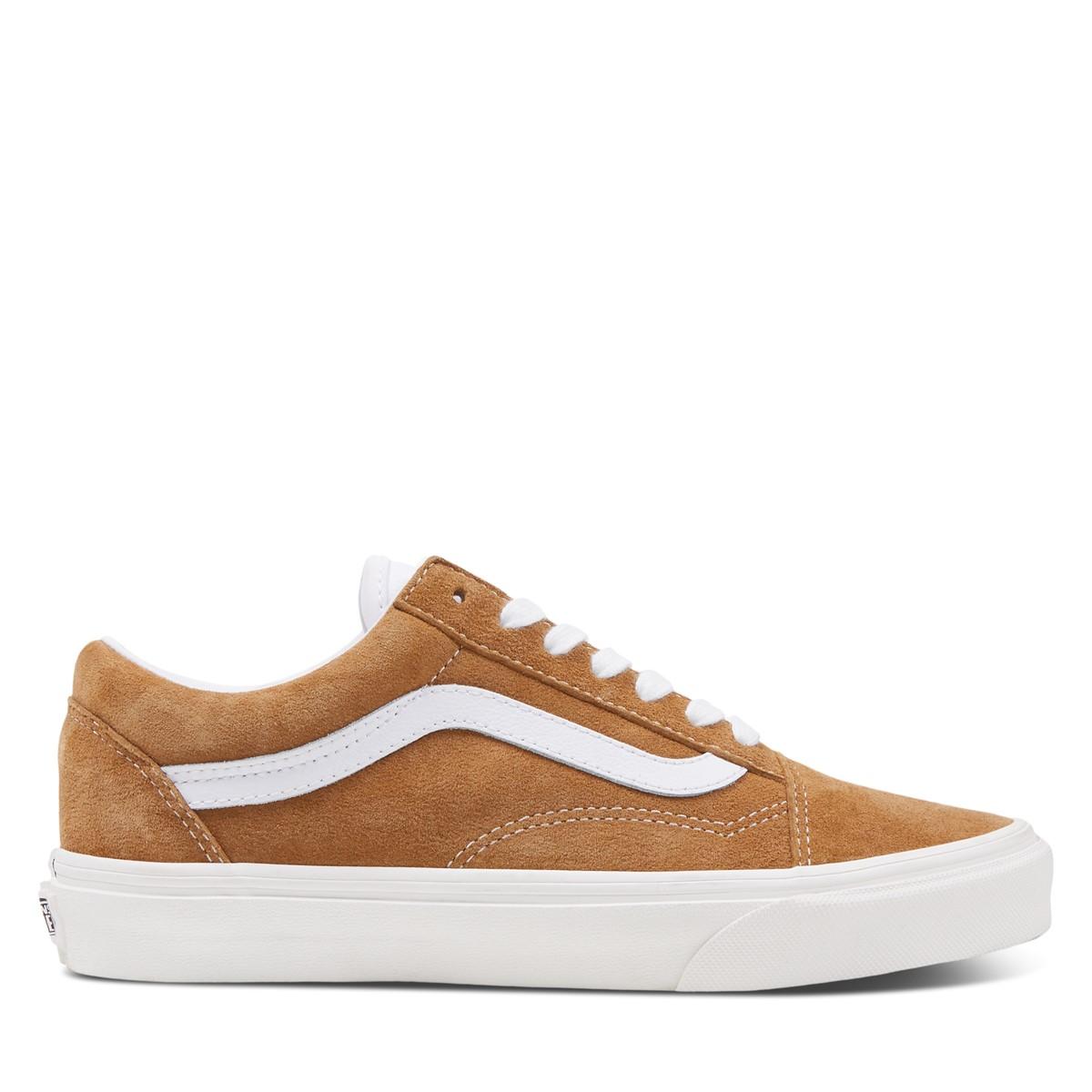 Women's Old Skool Sneakers in Brown