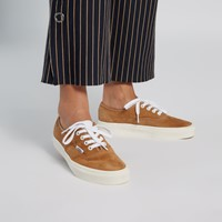 Women's Authentic Sneakers in Brown