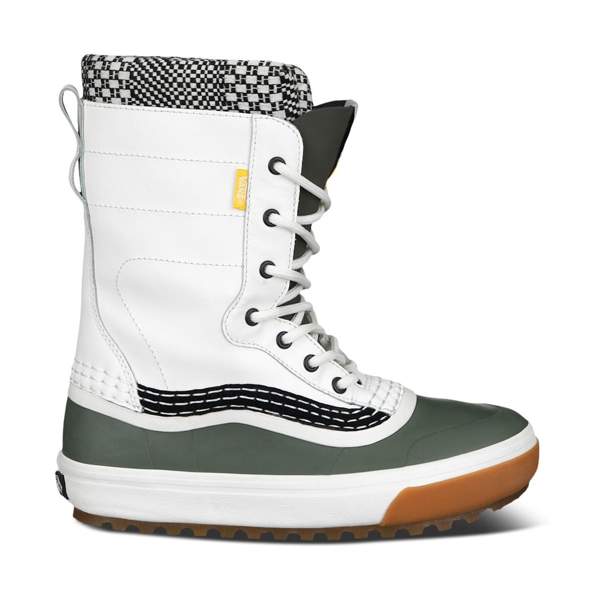Women's Standard MTE Boots in White