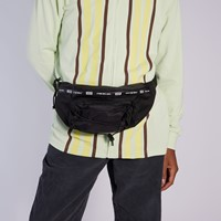 Street Ready Sport Waist Pack in Black