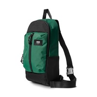 Warp Sling Bag in Forest Green