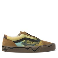 Vans X MoMA Salvador Dali Old Skool Twist Sneakers