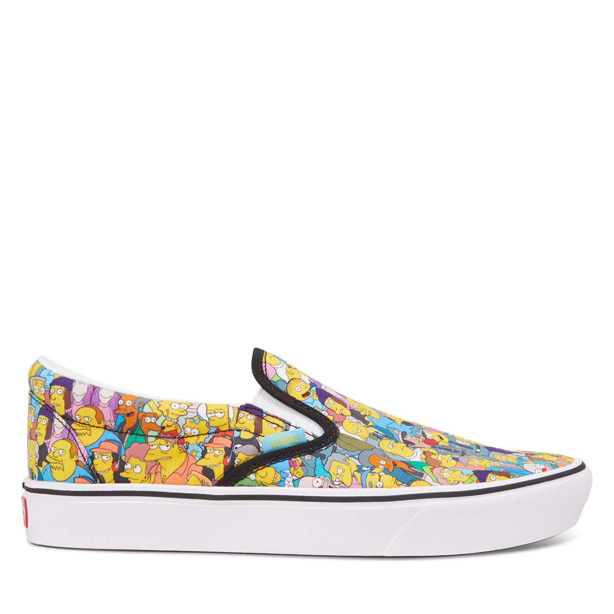 The Simpsons ComfyCush Classic Slip-Ons