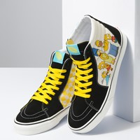 The Simpsons Sk8-Hi Sneakers
