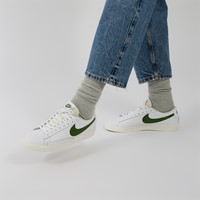 Men's Blazer Low Sneakers in White