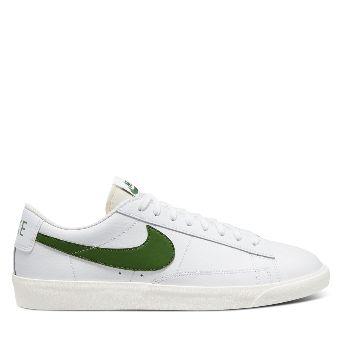 Men's Blazer Low Sneakers in White
