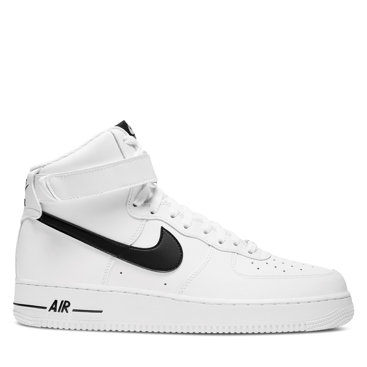 Men's Air Force 1 '07 High Top Sneakers in White