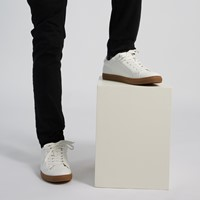 Men's Adriano Shoes in White