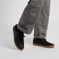 Men's Adriano Shoes in Black