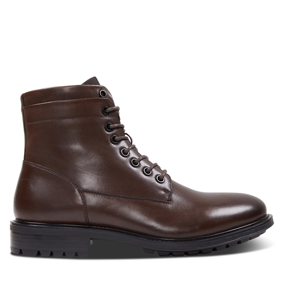 Men's Alex Lace-Up Boots in Brown