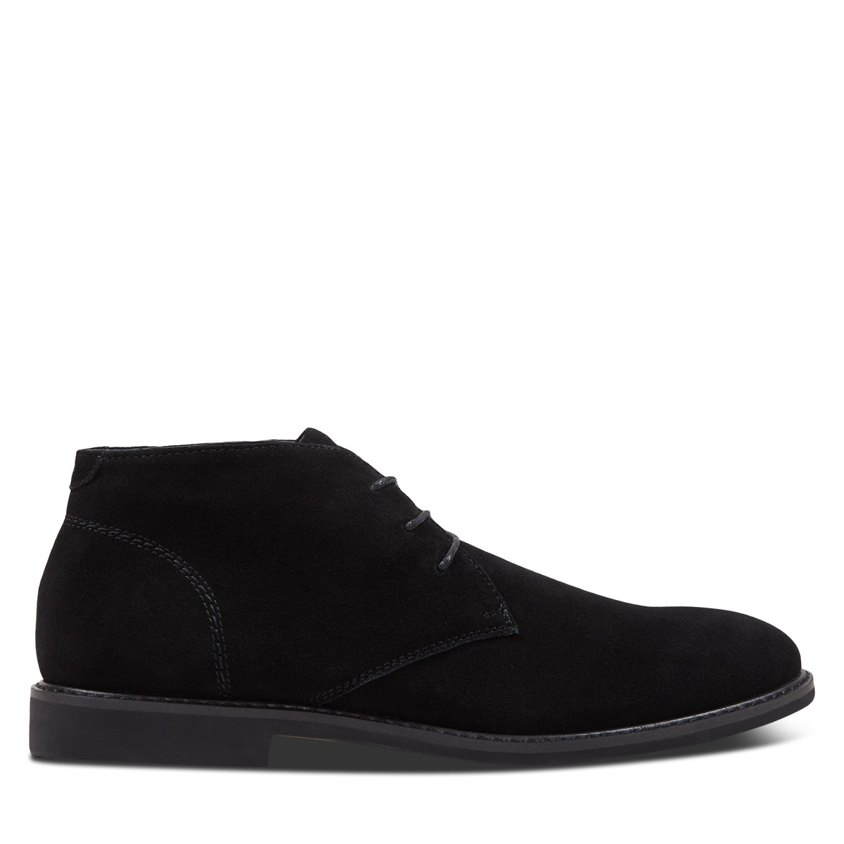 Men's Adam Boots in Black