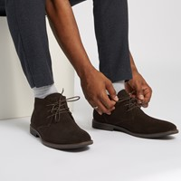 Men's Adam Boots in Brown
