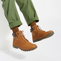 Men's Pampa Shield Boots in Brown