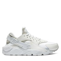 Women's Huarache Run Sneakers in White