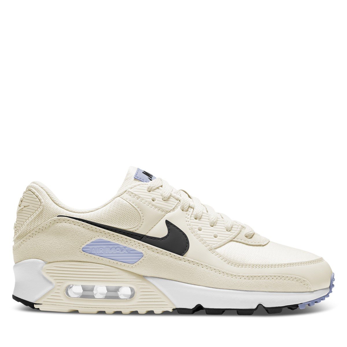 Women's Air Max 90 Sneakers in Off-White