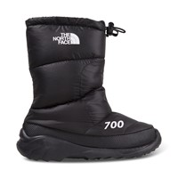 Women's Nuptse 700 Boots in Black