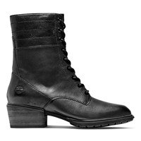 Women's Sutherlin Bay Heeled Boots in Black