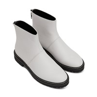 Women's Mirra Ankle Boots in White