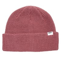 Bold Organic Beanie in Pink