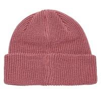 Tuque Bold en coton biologique rose