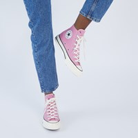Women's Chuck 70 Hi Sneakers in Pink