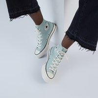 Women's Chuck 70 Hi Sneakers in Green