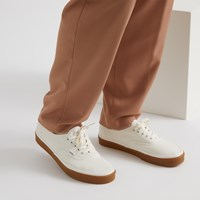 Men's Authentic Sneakers in Beige