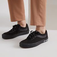 Men's Block Bold Ni Sneakers in Black