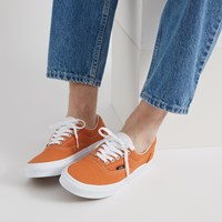 Men's Authentic Sneakers in Orange