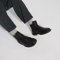 Men's Belanger Chelsea Boots in Black