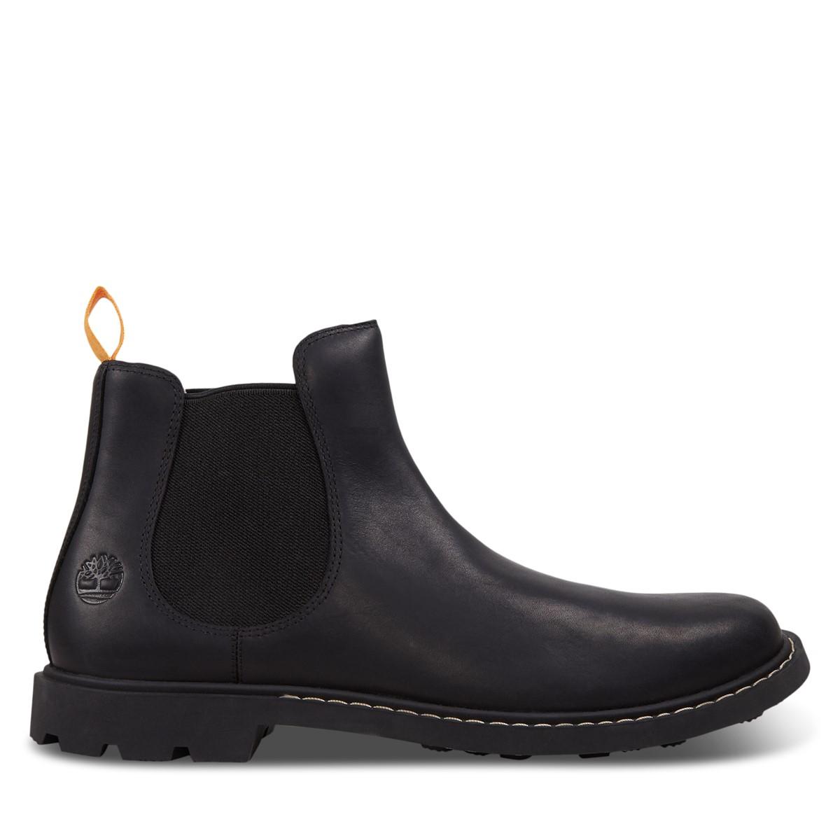 Men's Belanger Chelsea Boots in Black