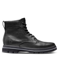 Men's Port Union Boots in Black