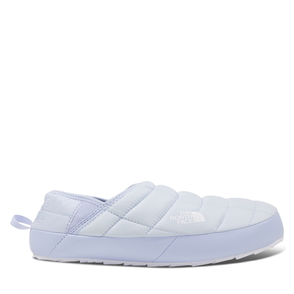 Women's Thermoball Traction Mule IV Slippers in Baby Blue