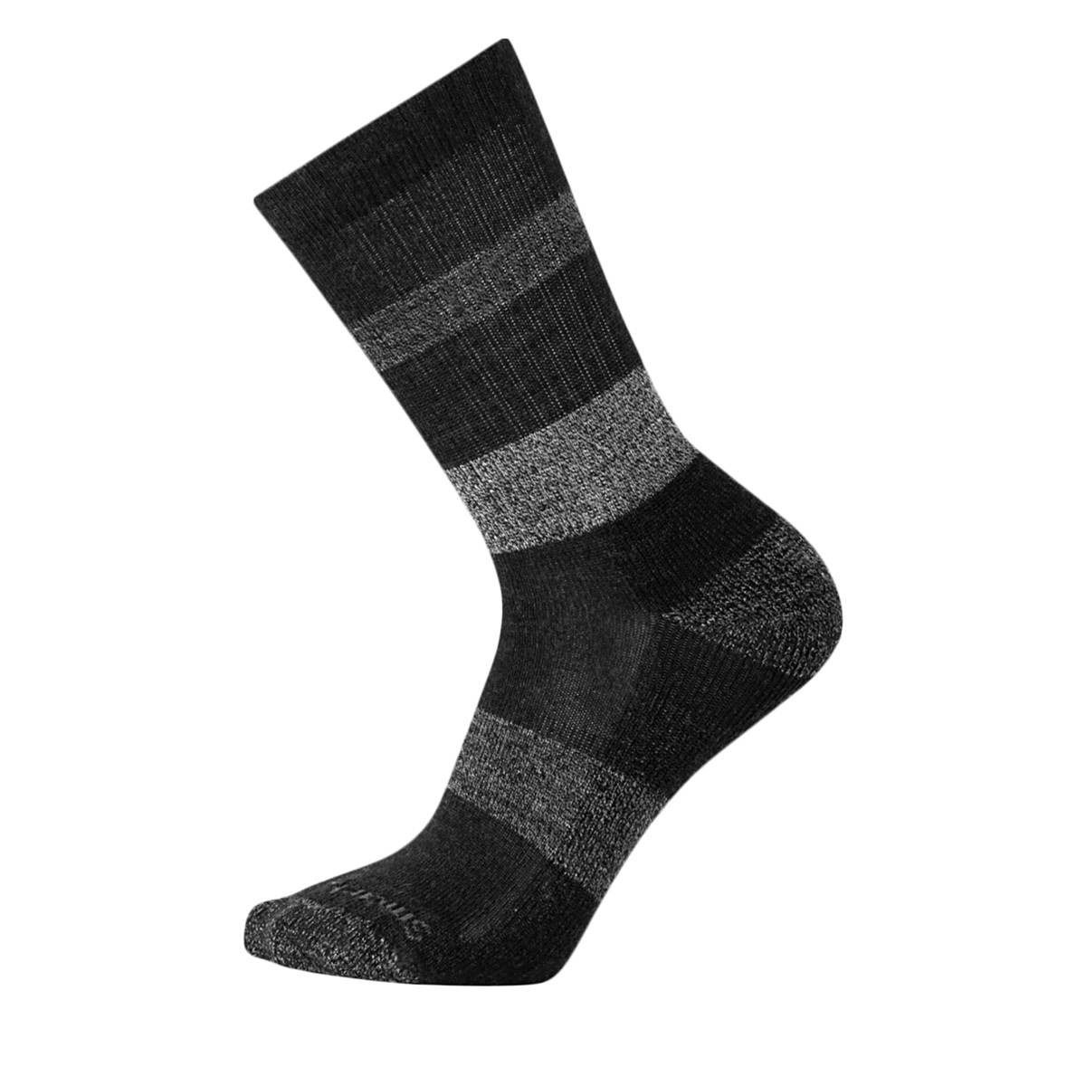 Men's Barnsley Crew Socks in Black