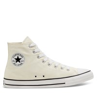 Men's Chuck Taylor All Star Smiles Hi Sneakers in Cream