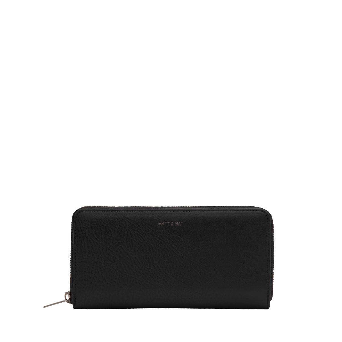 Central Wallet in Black