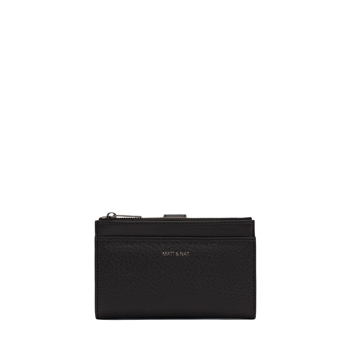 Motivsm Small Wallet in Black