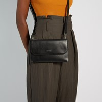 Suky Crossbody Bag in Black