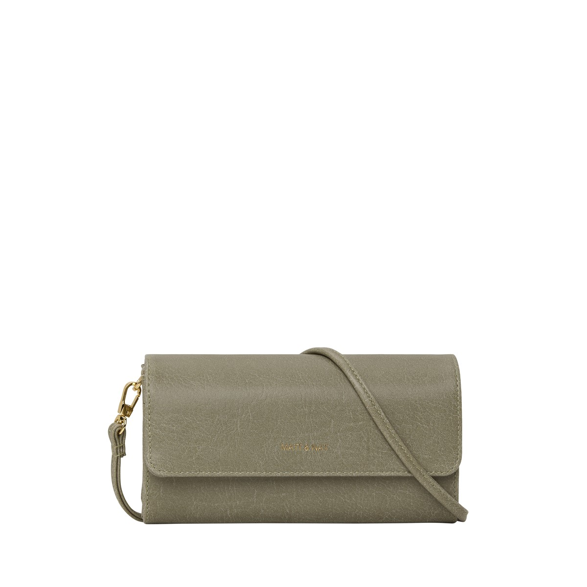 Drewmed Crossbody Bag in Green