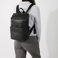 Brave Backpack in Black