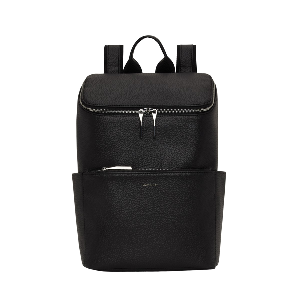 Brave Purity Backpack in Black