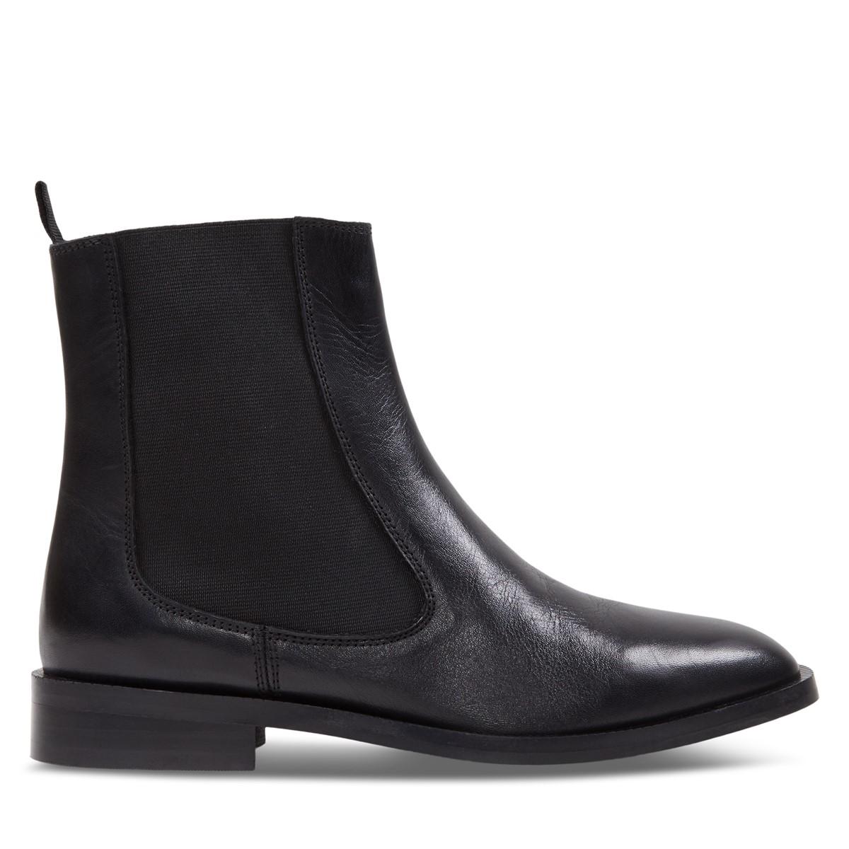 Women's Aya Chelsea Boots in Black