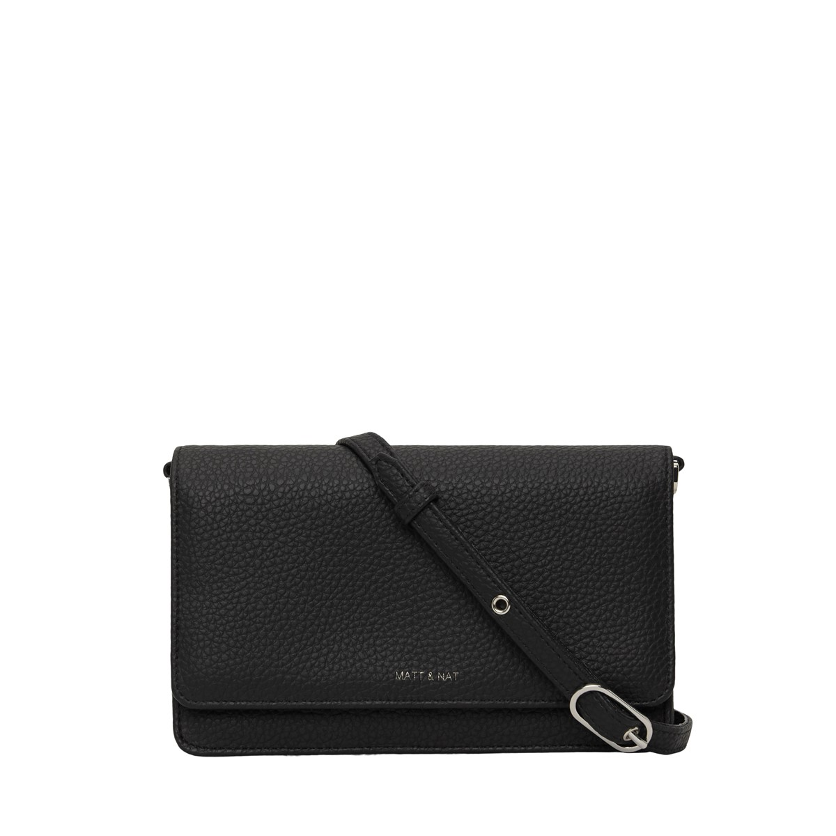 Bee Crossbody Bag in Black