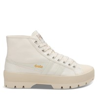 Women's Coaster Peak High Sneakers in White
